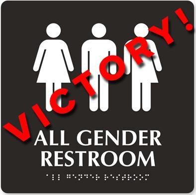 Seattle becomes 3rd City with Gender Neutral Restroom Legislation