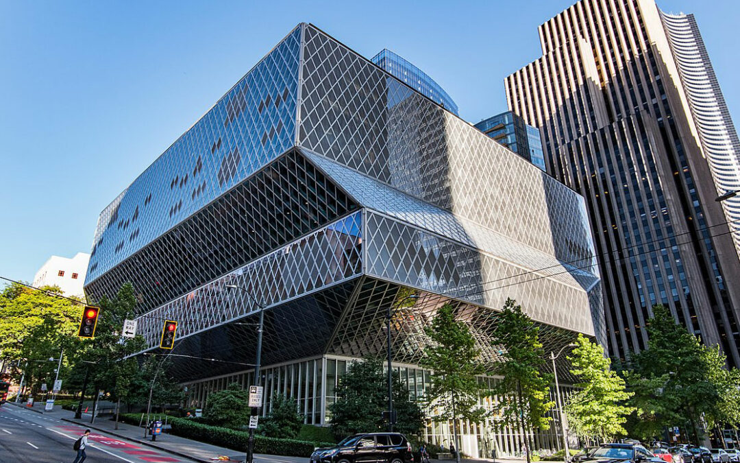 Event at Seattle Public Library causes firestorm, group accused of being 'hate group'