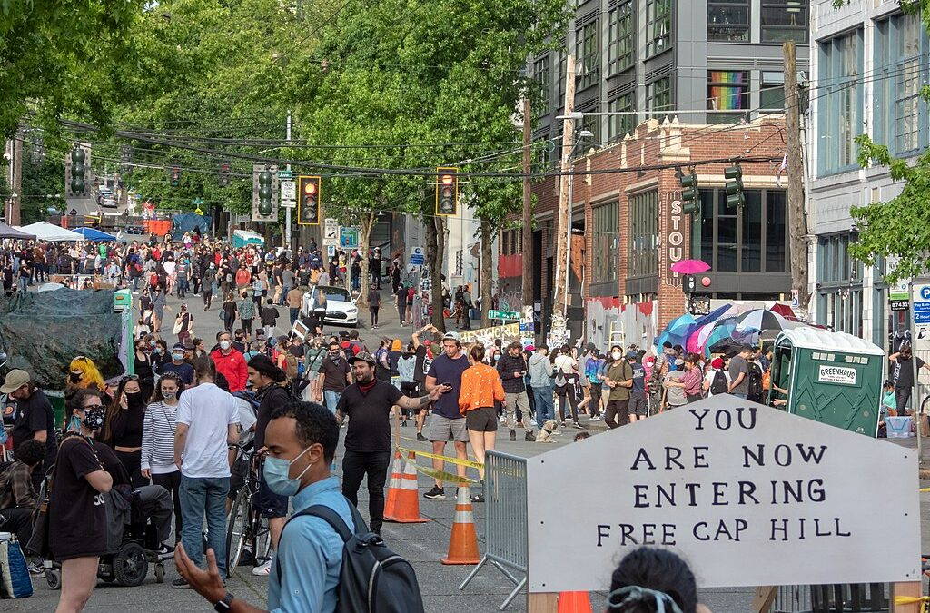 Seattle's Autonomous Zone Is Not What You've Been Told