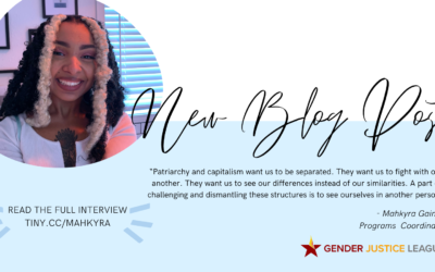 Interview with Mahkyra Gaines, Programs Coordinator