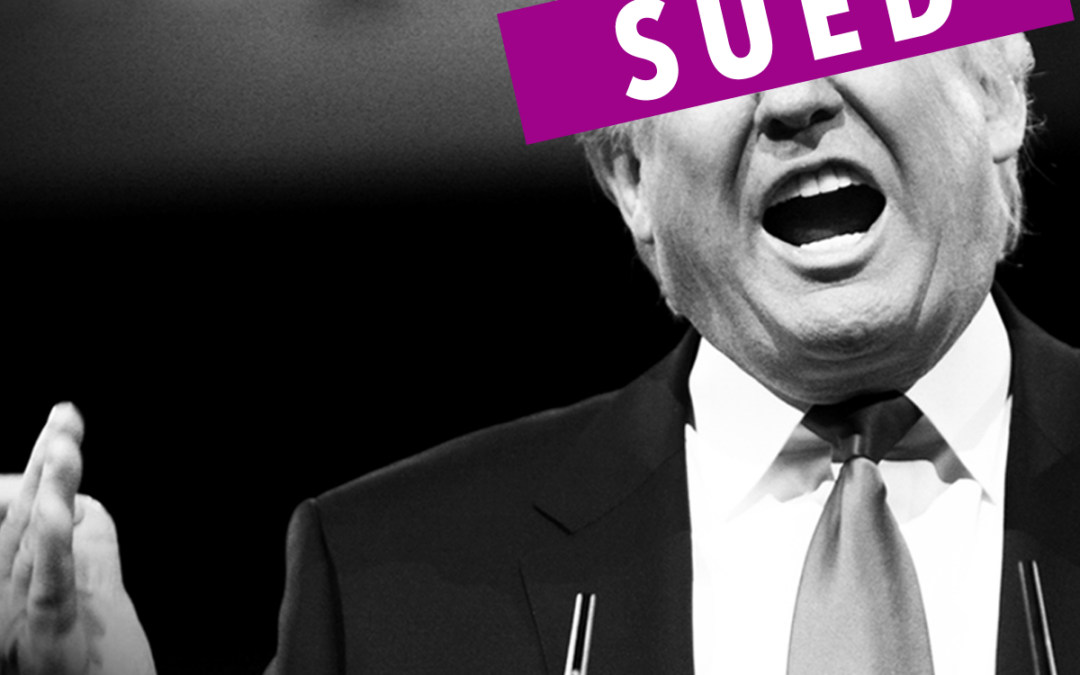 Lambda Legal and OutServe-SLDN Sue President Trump to Reverse Transgender Military Service Ban