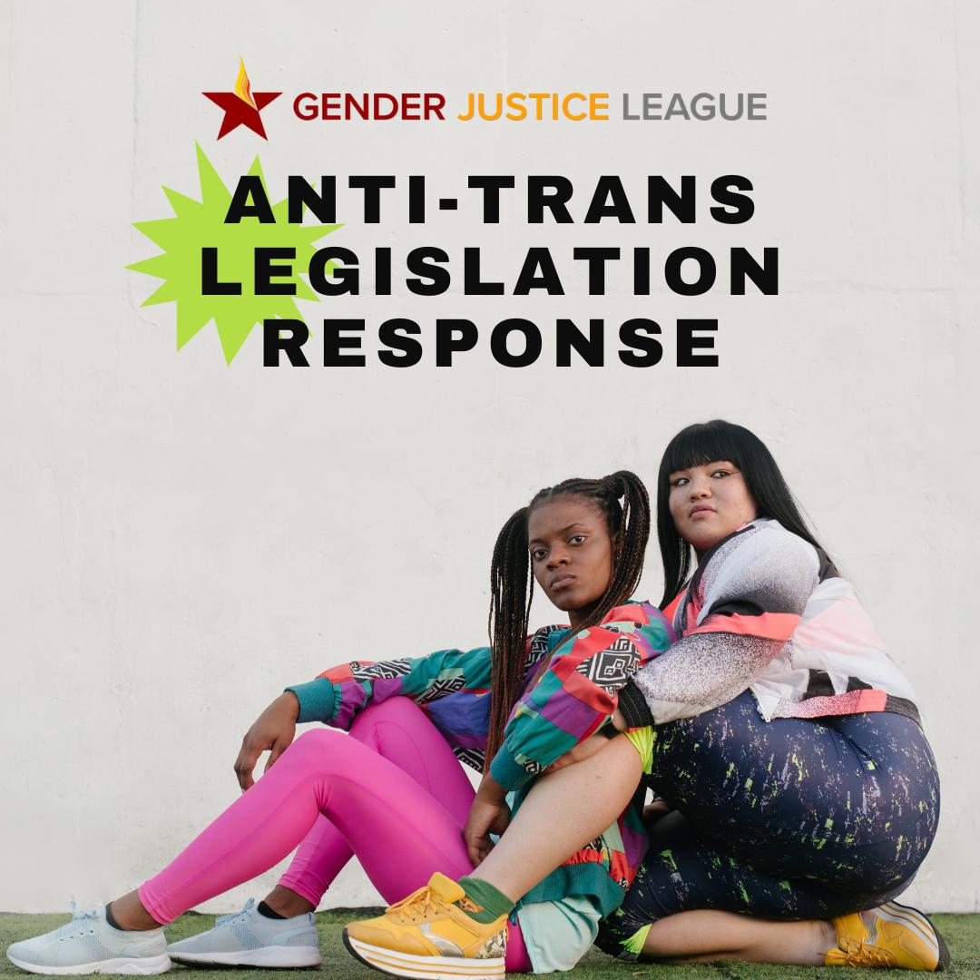 Anti-Trans Legislation Response