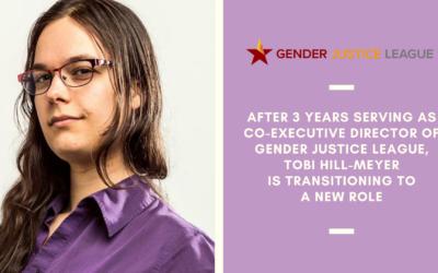 Tobi Hill-Meyer Announces Departure as Co-Executive Director