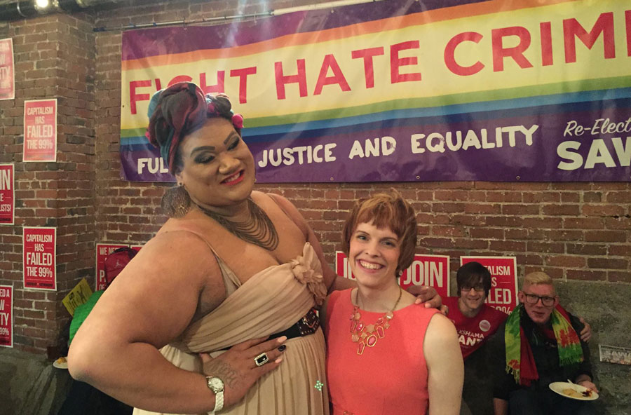 Fighting for Trans Rights in Washington State – Interview with Gender Justice League's Danni Askini