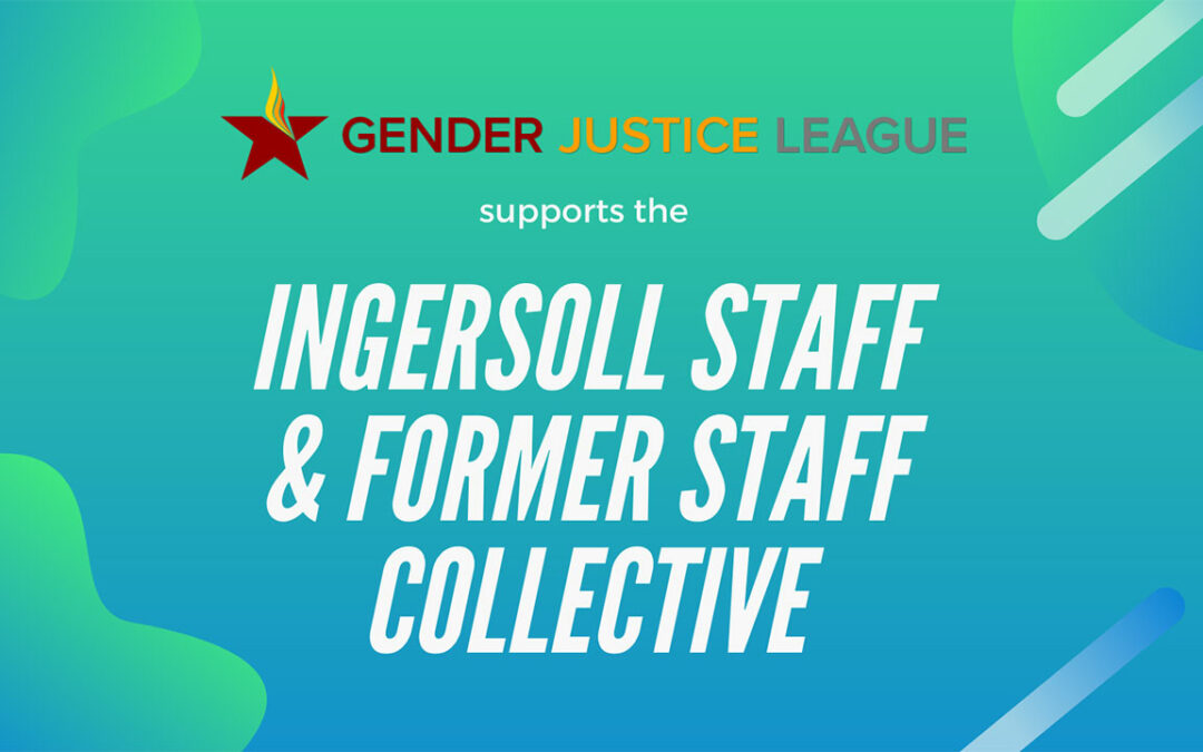 In Support of the Ingersoll Staff and Former Staff Collective