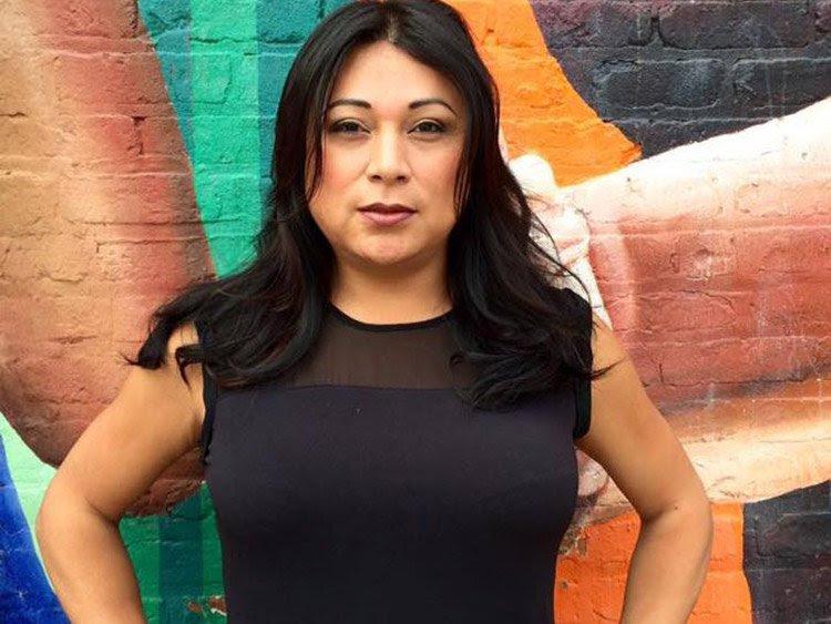 2017 Pride speaker Jennicet Gutiérrez