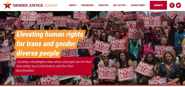 Gender Justice League launches new website